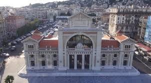 facade gare du sud